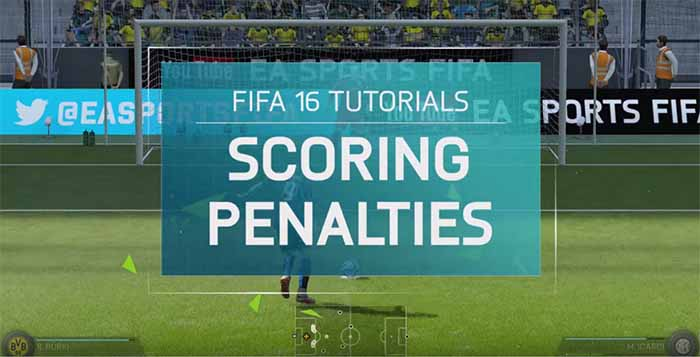 FIFA 16 Gameplay Tips: Penalty Kick Tutorial