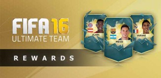 FUT Draft Rewards for FIFA 16 Online and Single Player
