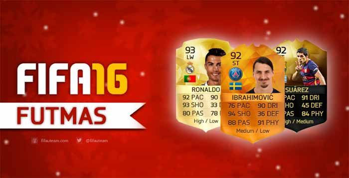 FIFA 17 FUTmas Guide & Updated Offers for FIFA 17 Ultimate Team