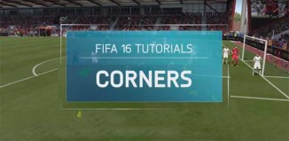 FIFA 16 Gameplay Tips: Corners
