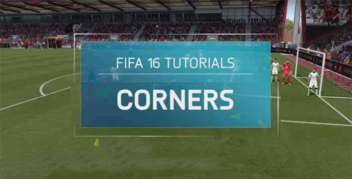 Dicas de Jogo de FIFA 16 - Corners
