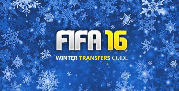 FIFA 16 Ultimate Team Winter Transfers Guide