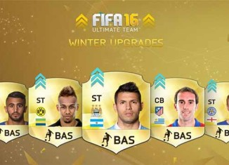 Complete List of FIFA 16 Ultimate Team Winter Upgrades