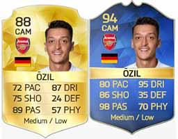 Team of the Season da Barclays Premier League de FIFA 16