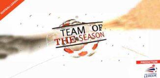 FIFA 16 Football League Team of the Season Prediction