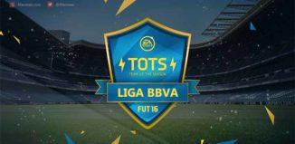 FIFA 16 La Liga BBVA Team of the Season