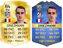 Team of the Season de FIFA 16 de FIFAUTeam