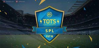 FIFA 16 Saudi Professional League Team of the Season