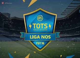 FIFA 16 Portuguese Liga NOS Team of the Season