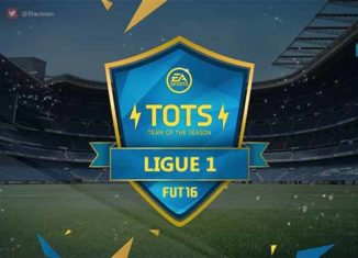 FIFA 16 Ligue 1 Team of the Season