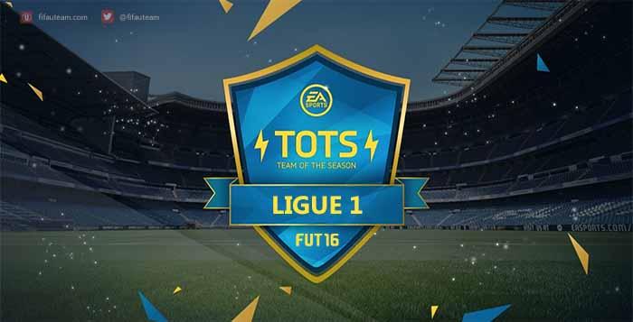 FIFA 16 Ligue 1 Team of the Season