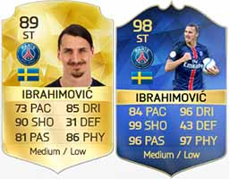 Team of the Season da Ligue 1 de FIFA 16
