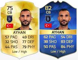 Team of the Season da Süper Lig de FIFA 16