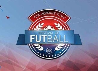 Festival of FUTball of FIFA 16 Ultimate Team