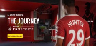 FIFA 17 New Game Mode - The Journey