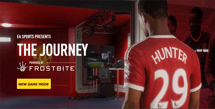 how to leave the journey in fifa 17