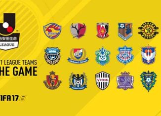 FIFA 17 has a new league: the Japan J1 League