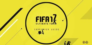 FIFA 17 Carryover Transfer Guide for FIFA Ultimate Team
