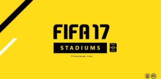 FIFA 17 Stadiums - All the Stadiums Details