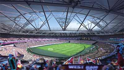Todos os Estádios de FIFA 17