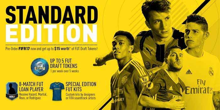 Guia para Comprar FIFA 17 – Preços, Lojas, Edições e Datas