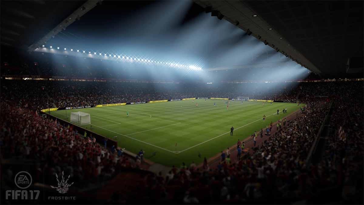 FIFA 17 Update History