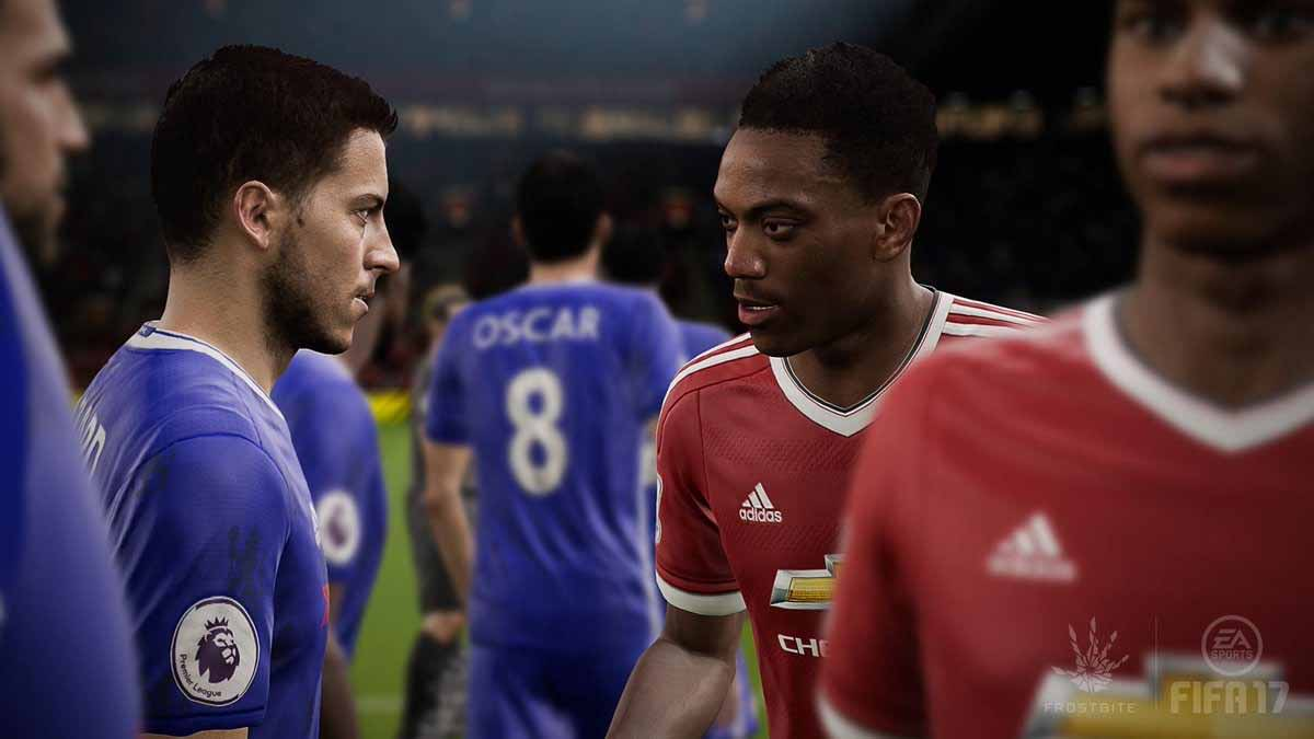 FIFA 17 - All the Official FIFA 17 Images
