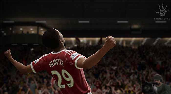 All the Official FIFA 17 Images