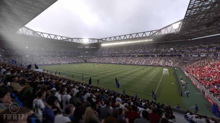 FIFA 17 Game History