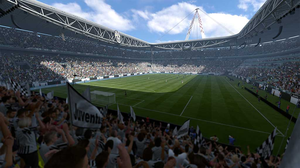 Juventus agrees a three-year partnership with EA Sports