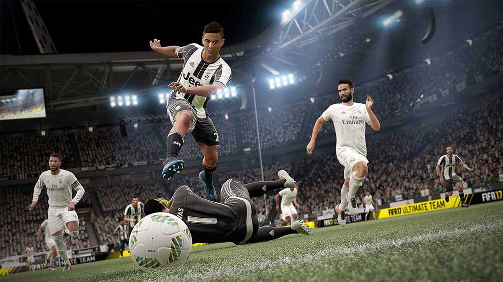 FIFA 17 Developer Interview -  Active Intelligence System