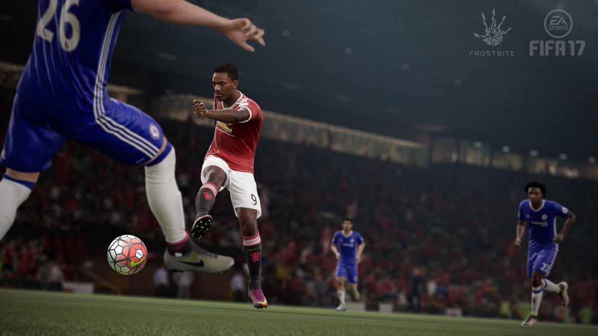 Todas as Imagens Oficiais de FIFA 17