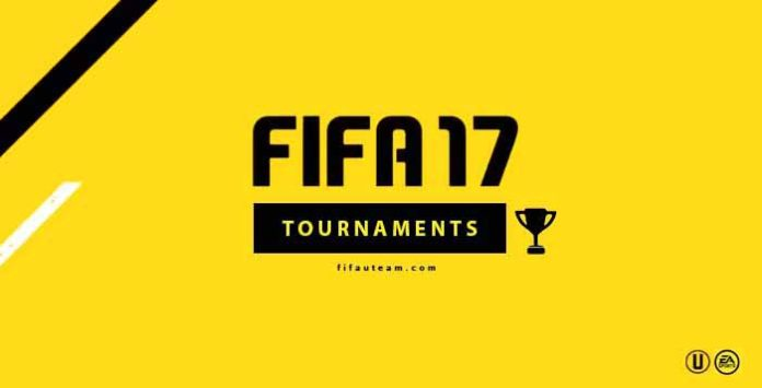 All the FIFA 17 Ultimate Team Tournaments