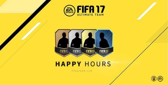 FIFA 17 Ultimate Team Happy Hour List