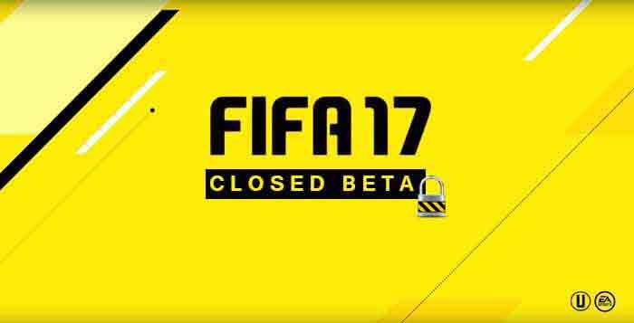 FIFA 17 Beta