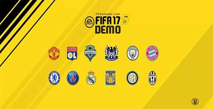 Fifa 17 скачать торрент Demo - фото 3