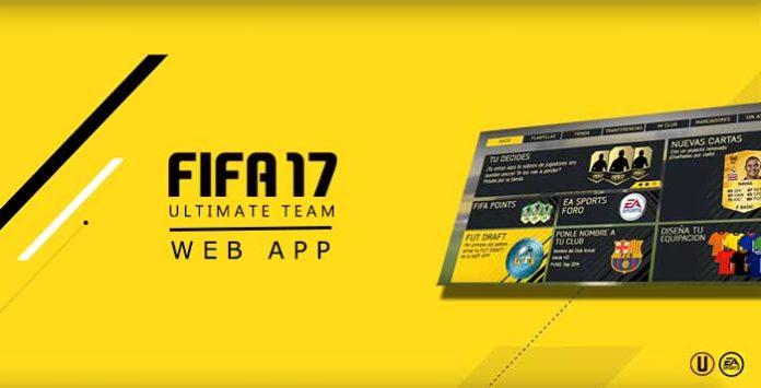 Fut 17 Web App
