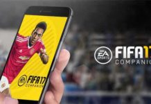 FIFA 17 Companion App Details for iOS, Android and Windows Phone