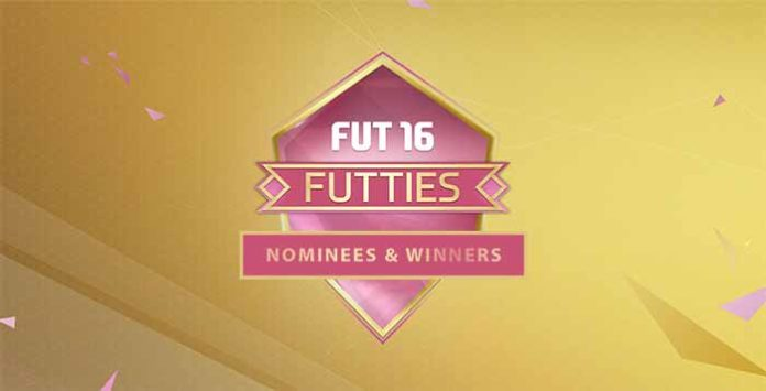 FIFA 16 FUTTIES Nominees and Winners List for FIFA Ultimate Team
