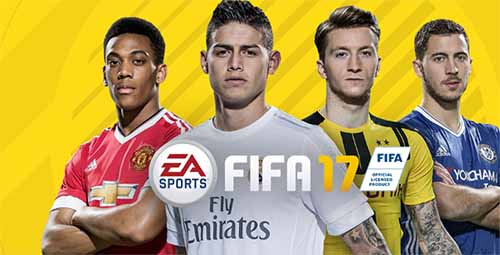 Everything about FIFA 17