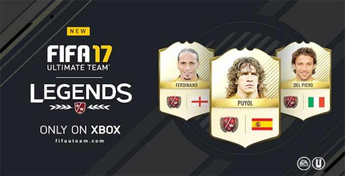 New FIFA 17 Legends - Everything about the Ten New FUT Legends