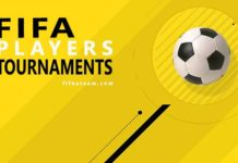 FIFA 17 Professional Player Tournaments