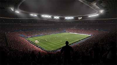 Todos os Estádio de FIFA 18