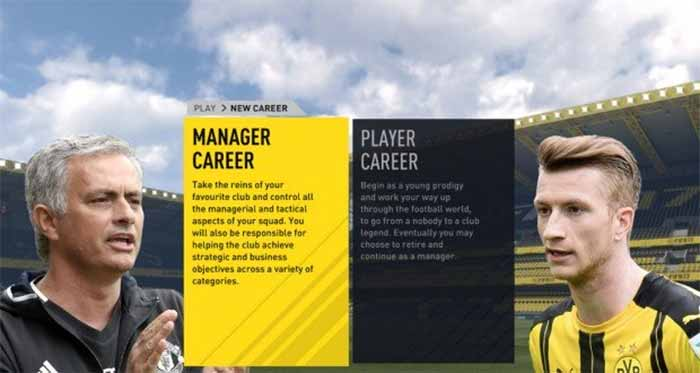 FIFA 17 Career Mode Pictures