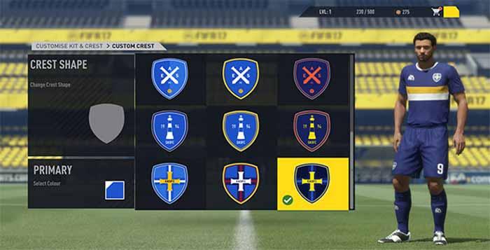 FIFA 17 Pro Clubs