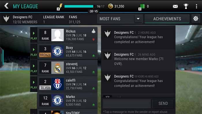 FIFA 17 Mobile - FIFA Mobile Guide for iOS, Android & Windows Phone