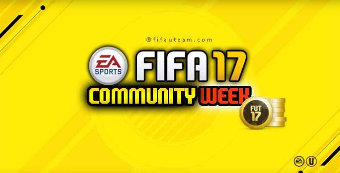 FIFA 17 Community Week Promotion Guide & Updated Offers for FUT 17