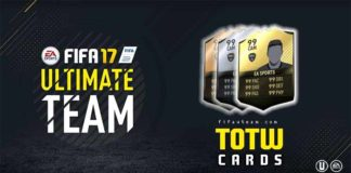 FIFA 17 TOTW Cards Guide – Team of the Week for FUT 17