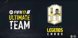 FIFA 17 Legends Cards Guide for FIFA 17 Ultimate Team