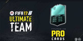 FIFA 17 Pro Players Cards Guide for FIFA 17 Ultimate Team